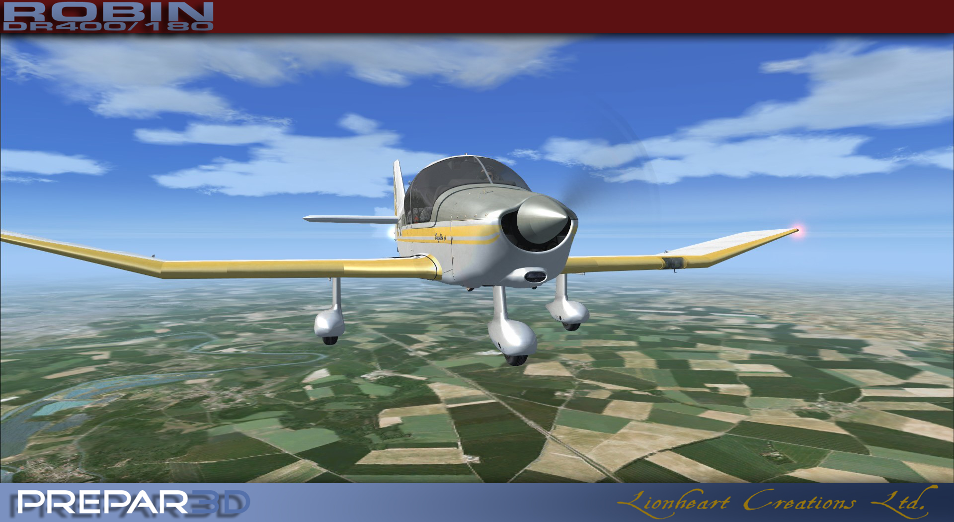 Robin DR400 by Lionheart Creations